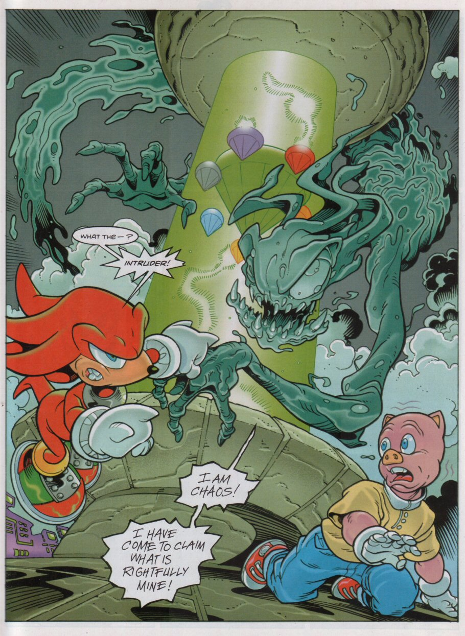 Sonic - The Comic Issue No. 177 Page 5