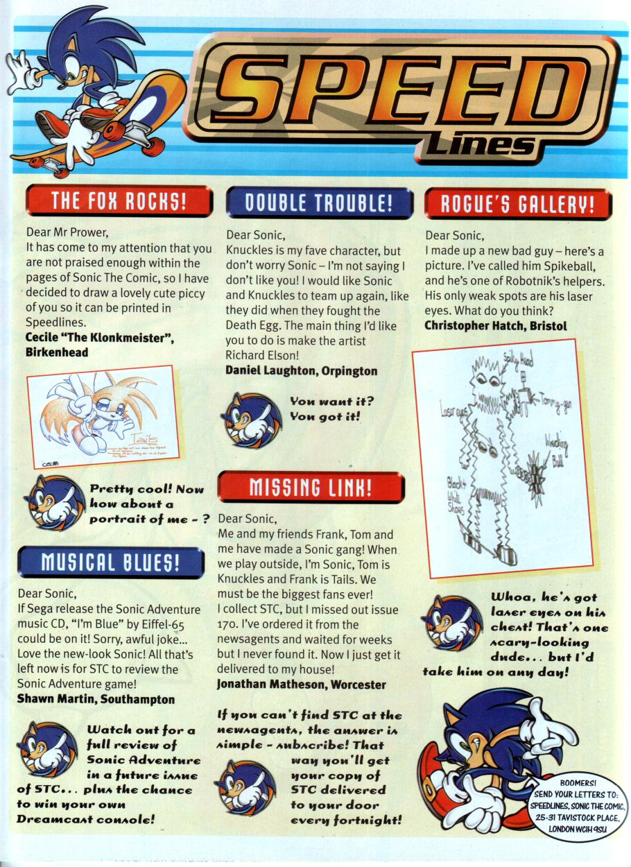 Sonic - The Comic Issue No. 178 Page 8