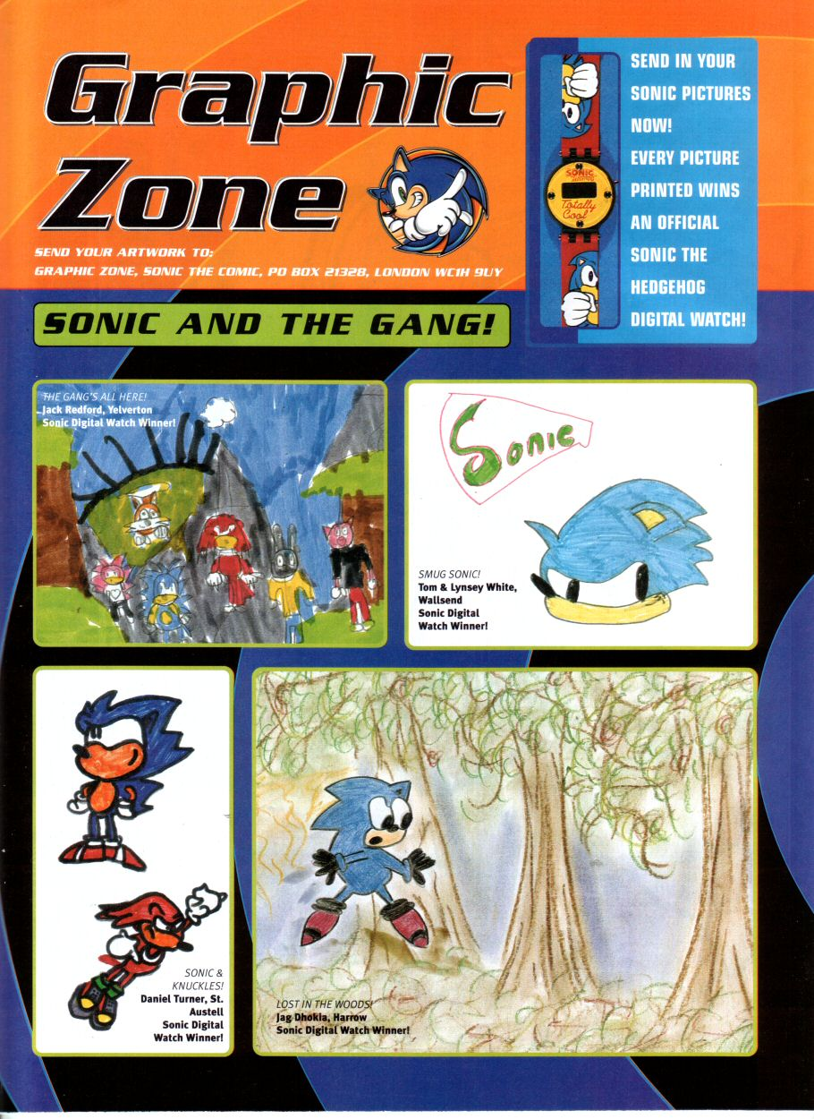 Sonic - The Comic Issue No. 178 Page 9
