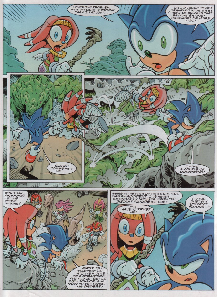 Sonic - The Comic Issue No. 179 Page 5