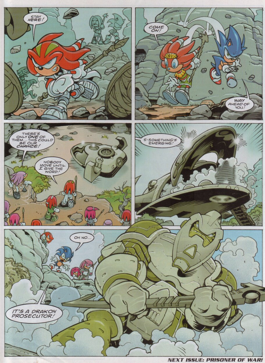 Sonic - The Comic Issue No. 179 Page 7