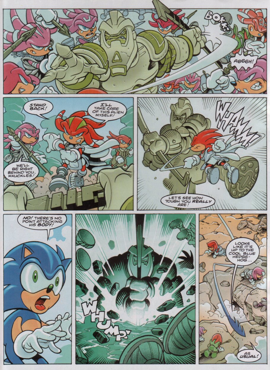 Sonic - The Comic Issue No. 180 Page 3