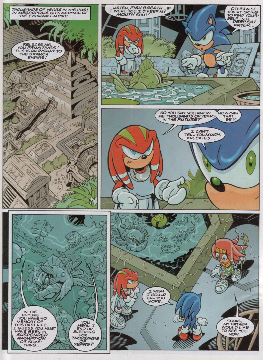 Sonic - The Comic Issue No. 180 Page 7