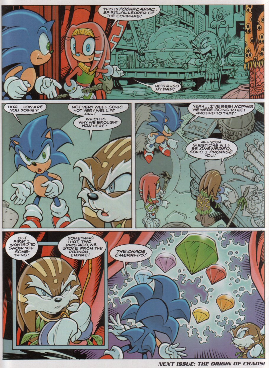 Sonic - The Comic Issue No. 180 Page 8