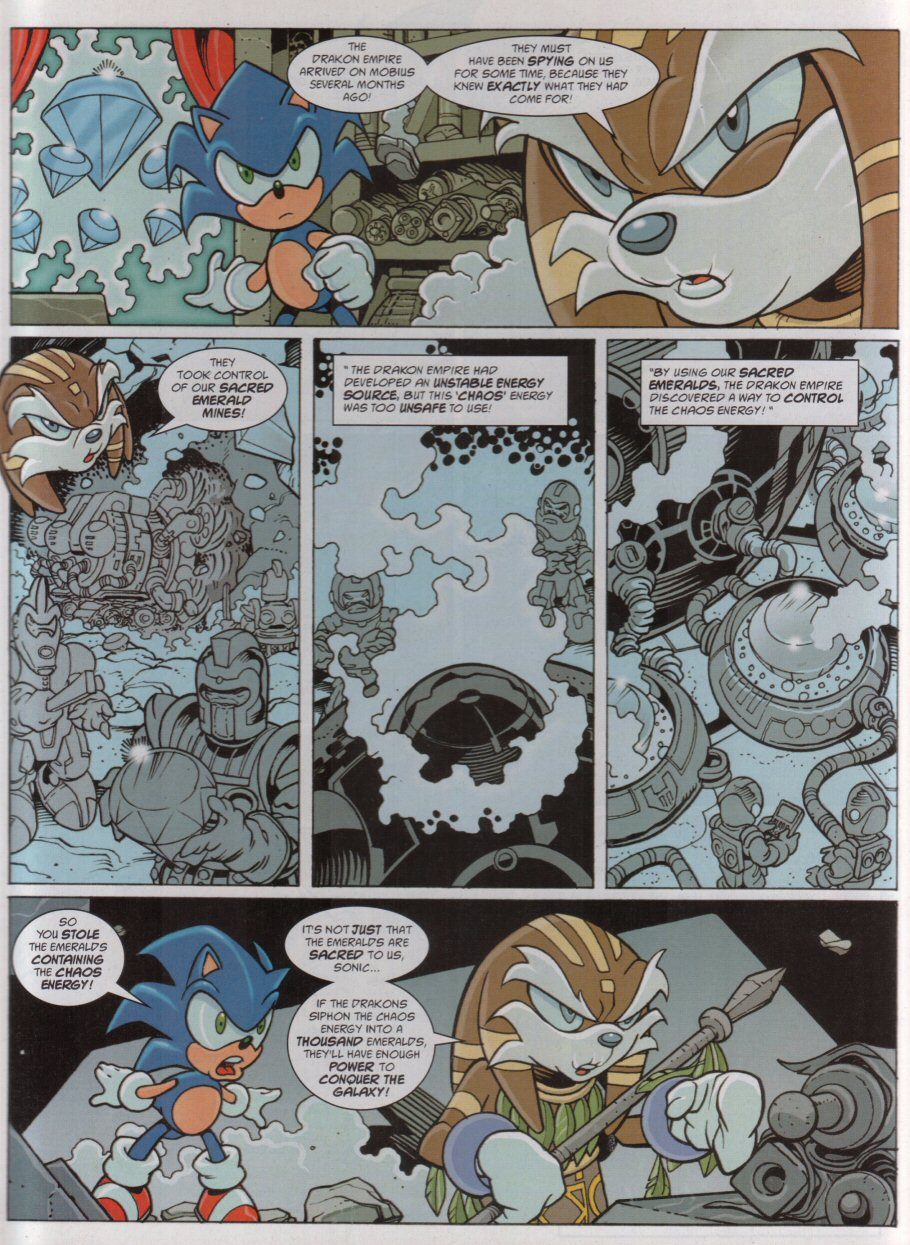 Sonic - The Comic Issue No. 181 Page 4
