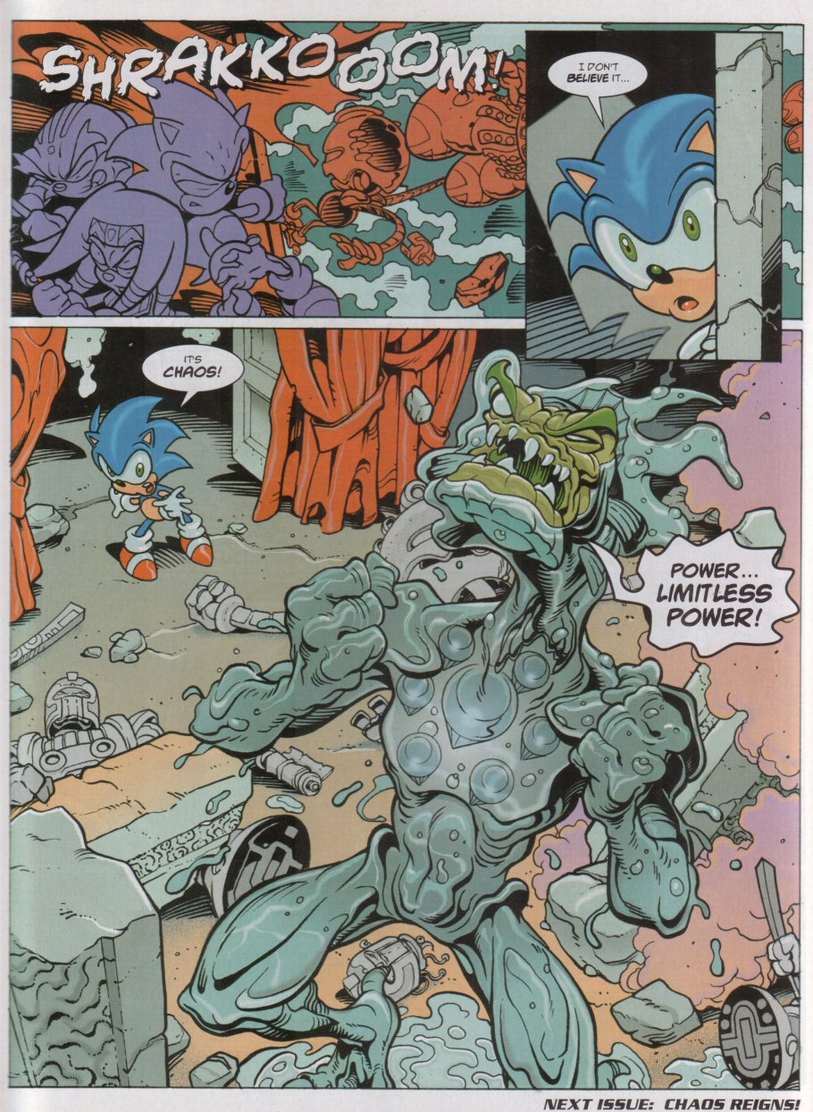 Sonic - The Comic Issue No. 181 Page 8