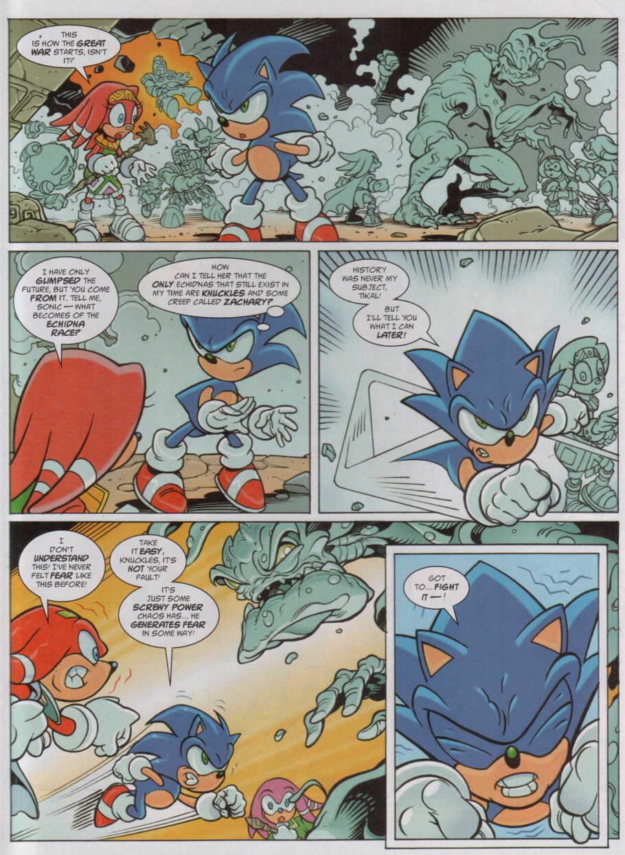 Sonic - The Comic Issue No. 182 Page 3