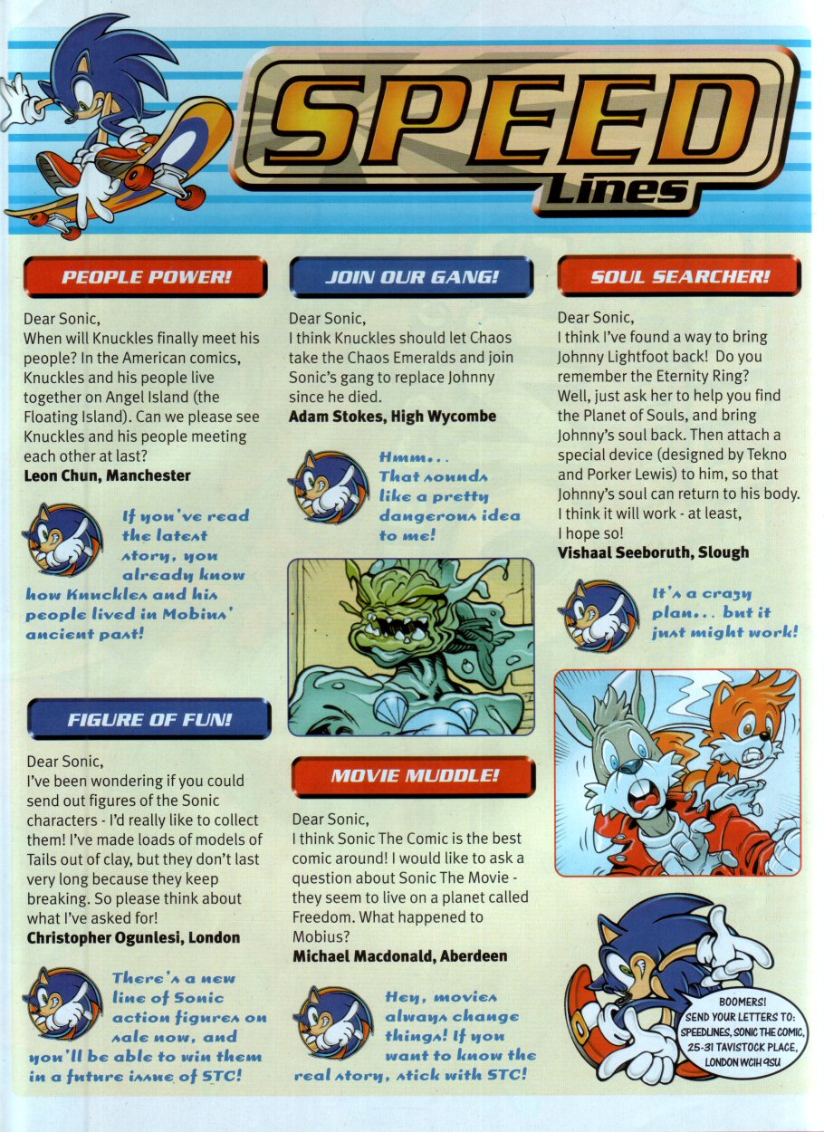 Sonic - The Comic Issue No. 182 Page 9
