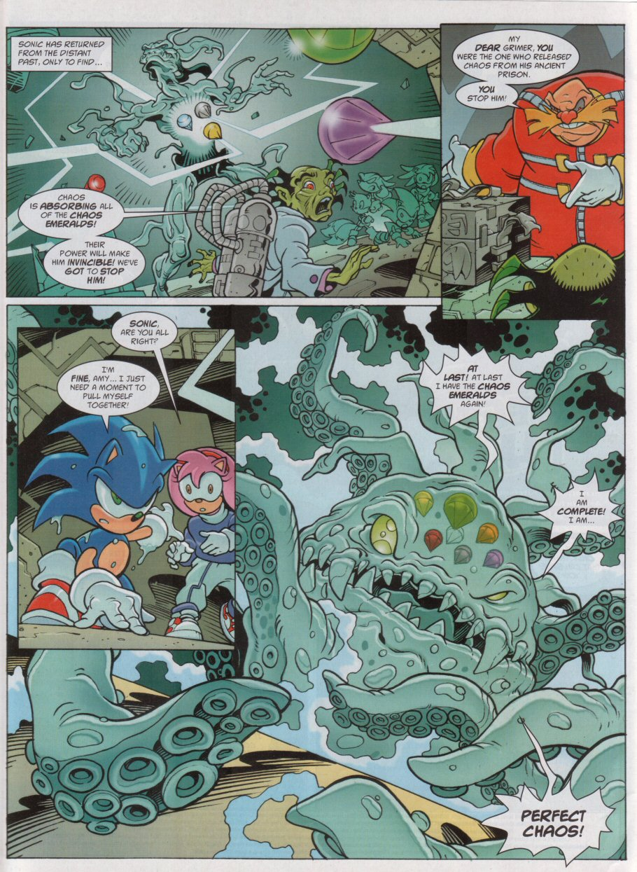 Sonic - The Comic Issue No. 183 Page 3