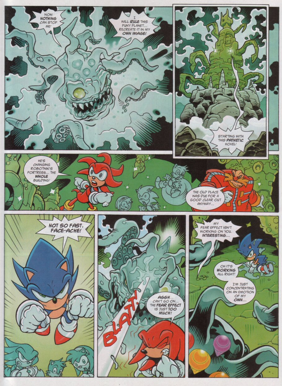 Sonic - The Comic Issue No. 183 Page 4