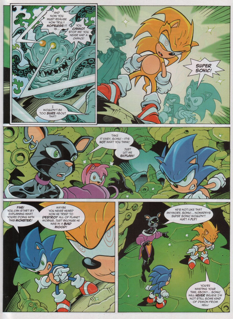 Sonic - The Comic Issue No. 183 Page 6