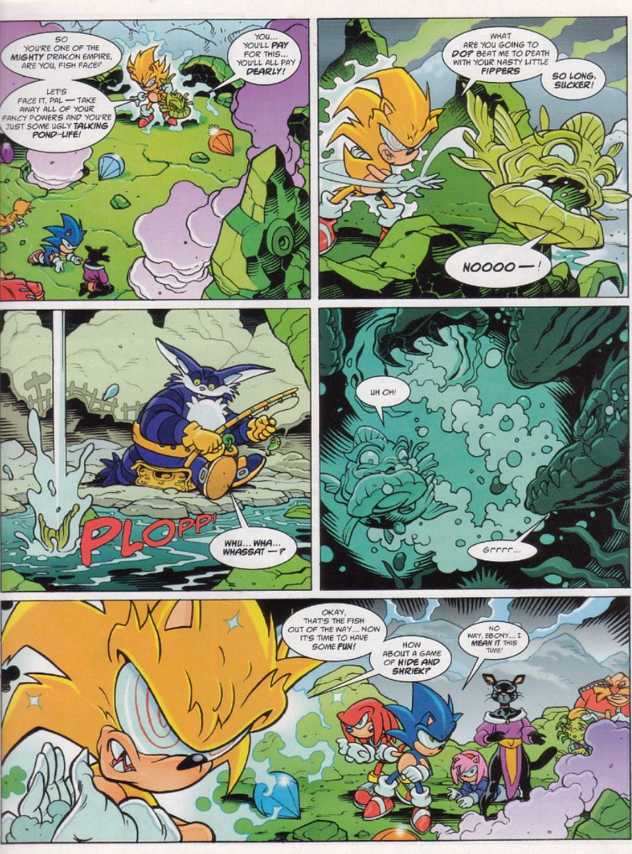 Sonic - The Comic Issue No. 184 Page 4