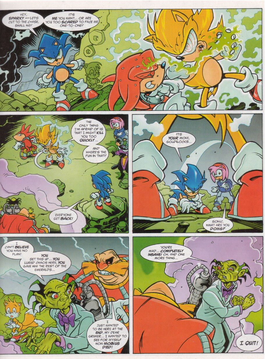Sonic - The Comic Issue No. 184 Page 6