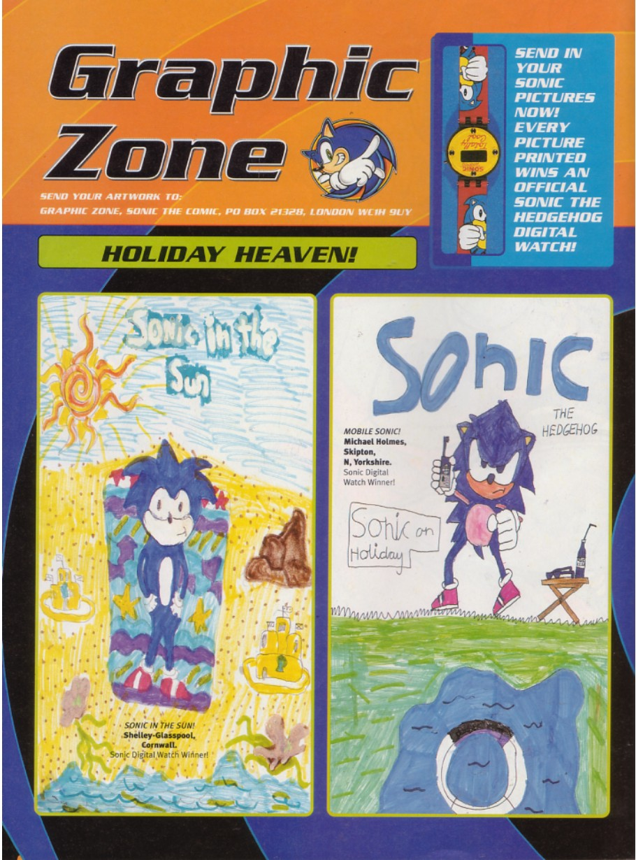 Sonic - The Comic Issue No. 185 Page 2