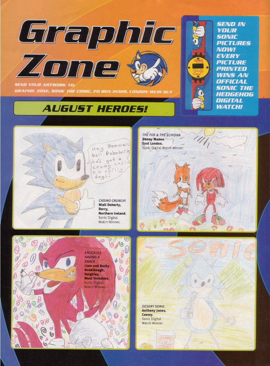 Sonic - The Comic Issue No. 188 Page 2