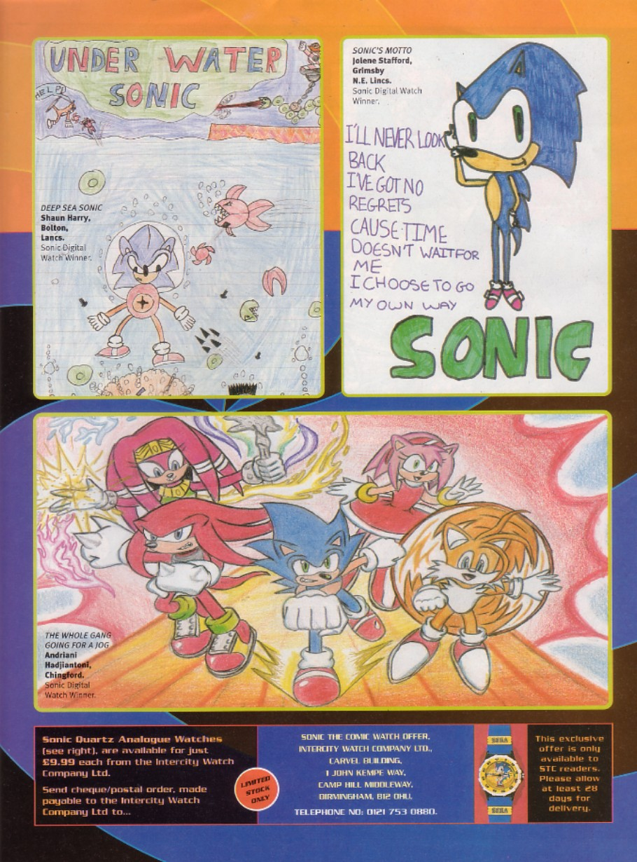 Sonic - The Comic Issue No. 188 Page 3