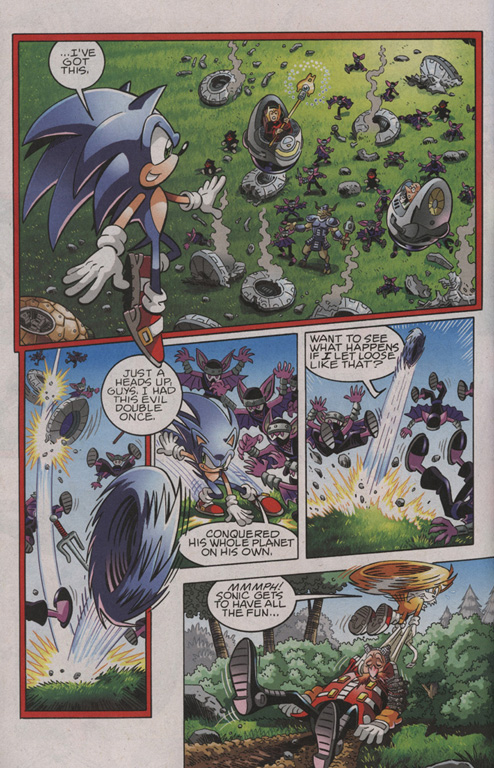 Sonic - Archie Adventure Series January 2010 Page 4