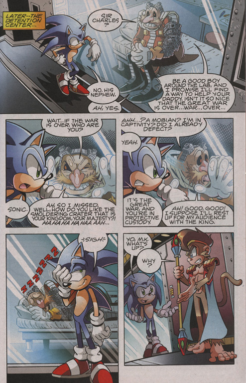 Sonic - Archie Adventure Series January 2010 Page 15