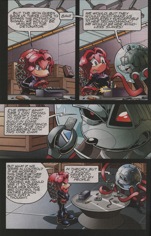Sonic - Archie Adventure Series January 2010 Page 19