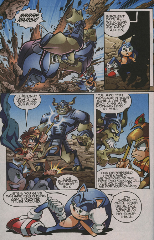 Sonic - Archie Adventure Series February 2010 Page 8