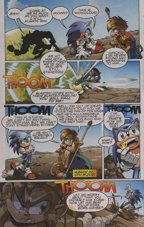 Sonic - Archie Adventure Series February 2010 Page 13