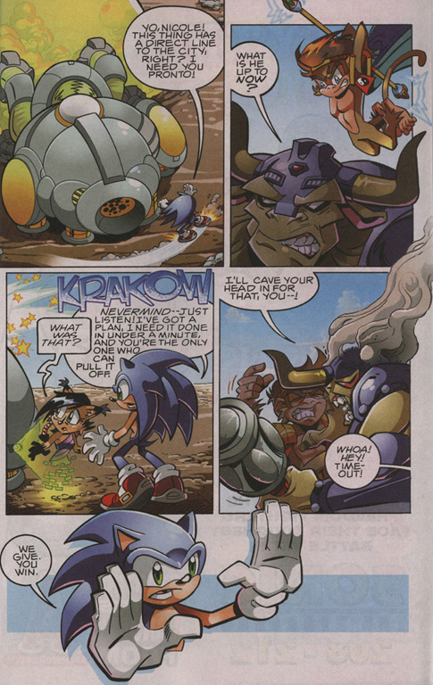 Sonic - Archie Adventure Series February 2010 Page 14
