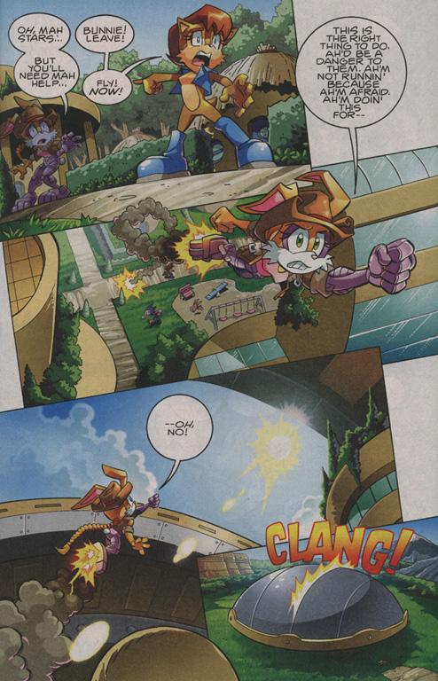 Sonic - Archie Adventure Series March 2010 Page 7