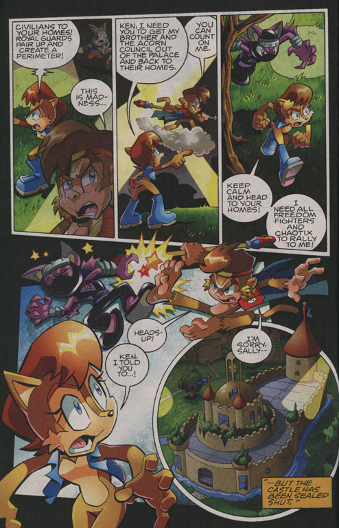 Sonic - Archie Adventure Series March 2010 Page 9