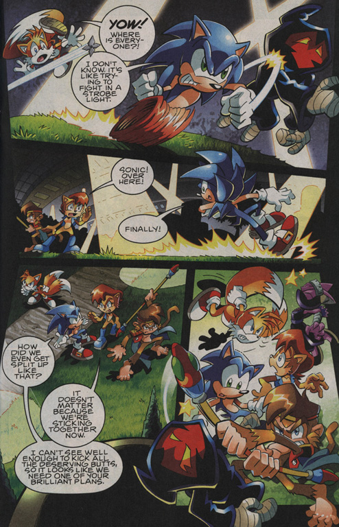 Sonic - Archie Adventure Series March 2010 Page 10
