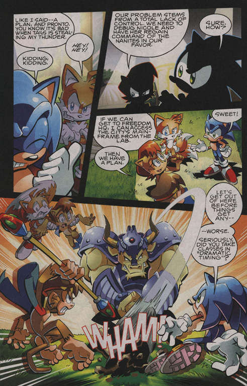 Sonic - Archie Adventure Series March 2010 Page 11
