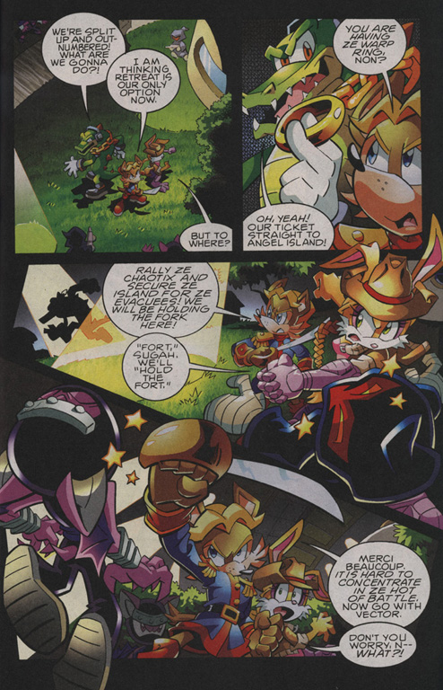Sonic - Archie Adventure Series March 2010 Page 14