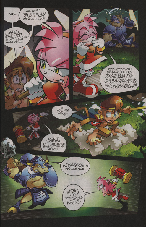 Sonic - Archie Adventure Series March 2010 Page 20