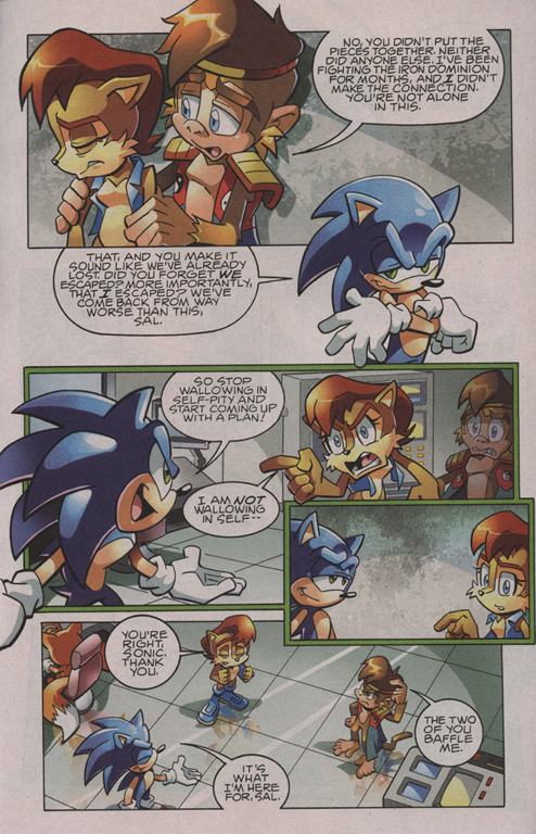 Sonic - Archie Adventure Series April 2010 Page 3