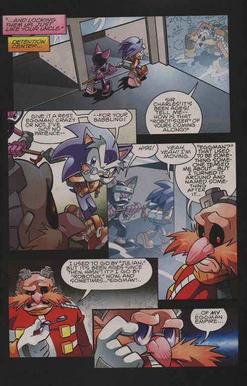 Sonic - Archie Adventure Series April 2010 Page 10