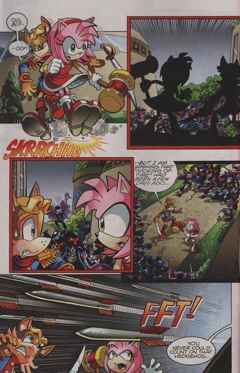 Sonic - Archie Adventure Series May 2010 Page 4