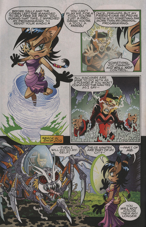 Sonic - Archie Adventure Series June 2010 Page 4