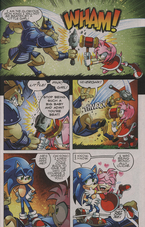 Sonic - Archie Adventure Series June 2010 Page 5