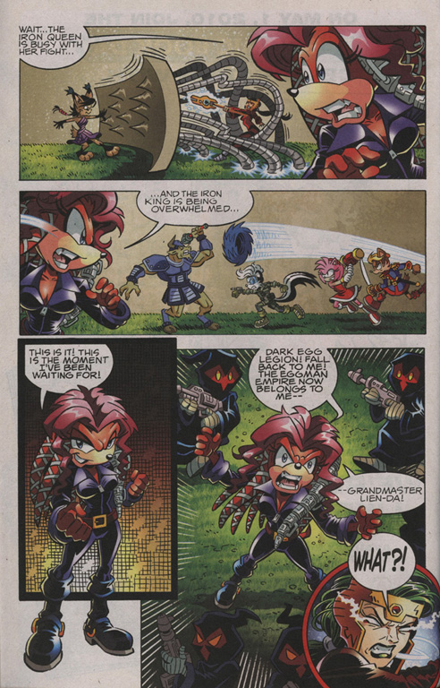 Sonic - Archie Adventure Series June 2010 Page 9