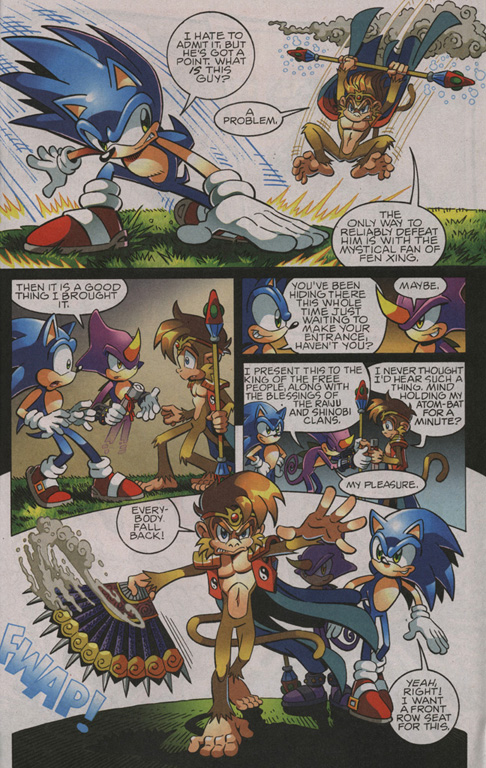 Sonic - Archie Adventure Series June 2010 Page 12