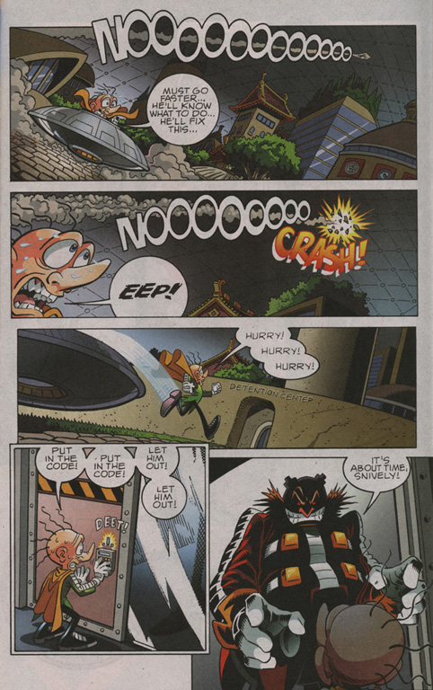 Sonic - Archie Adventure Series June 2010 Page 14