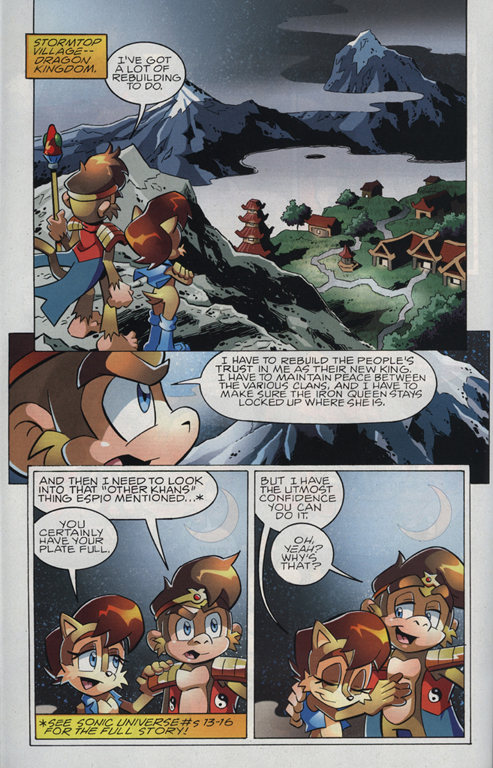 Sonic - Archie Adventure Series July 2010 Page 6