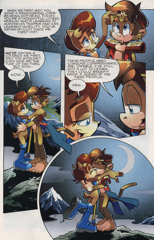 Sonic - Archie Adventure Series July 2010 Page 7