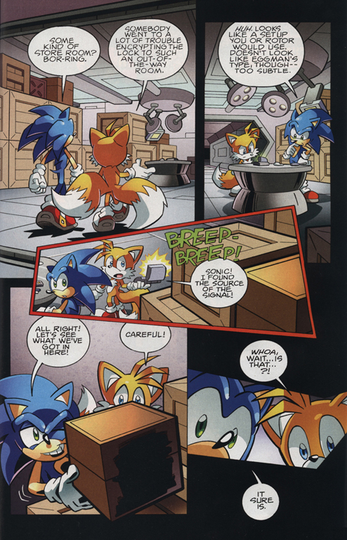 Sonic - Archie Adventure Series July 2010 Page 16