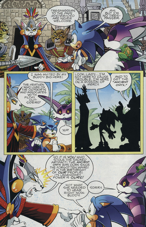 Sonic - Archie Adventure Series August 2010 Page 2
