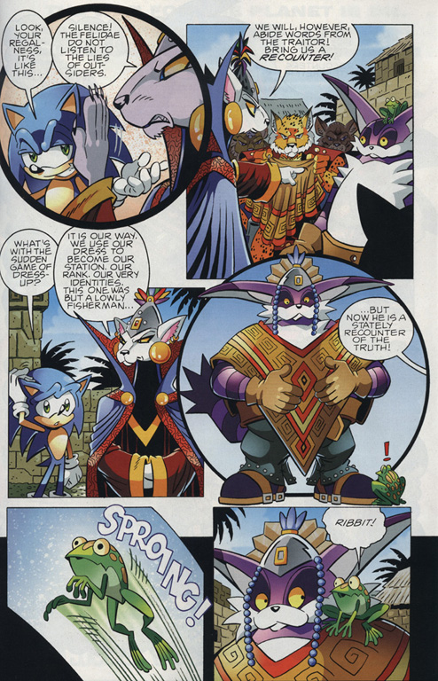 Sonic - Archie Adventure Series August 2010 Page 3
