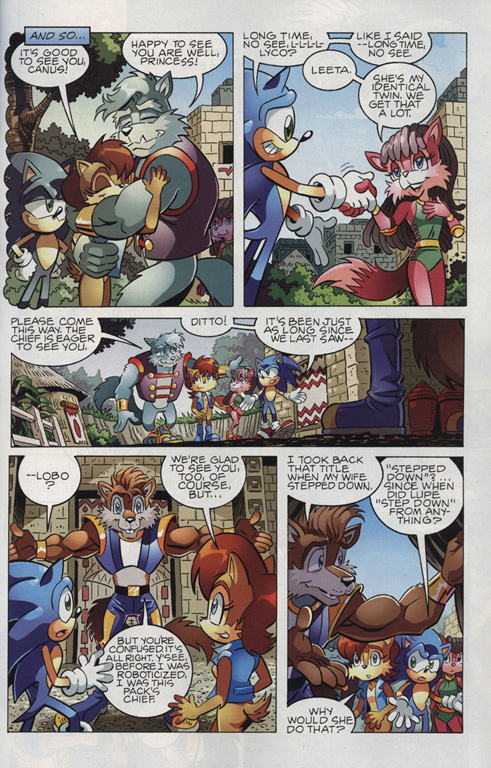 Sonic - Archie Adventure Series August 2010 Page 5