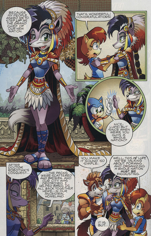 Sonic - Archie Adventure Series August 2010 Page 6
