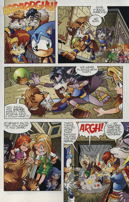 Sonic - Archie Adventure Series August 2010 Page 7