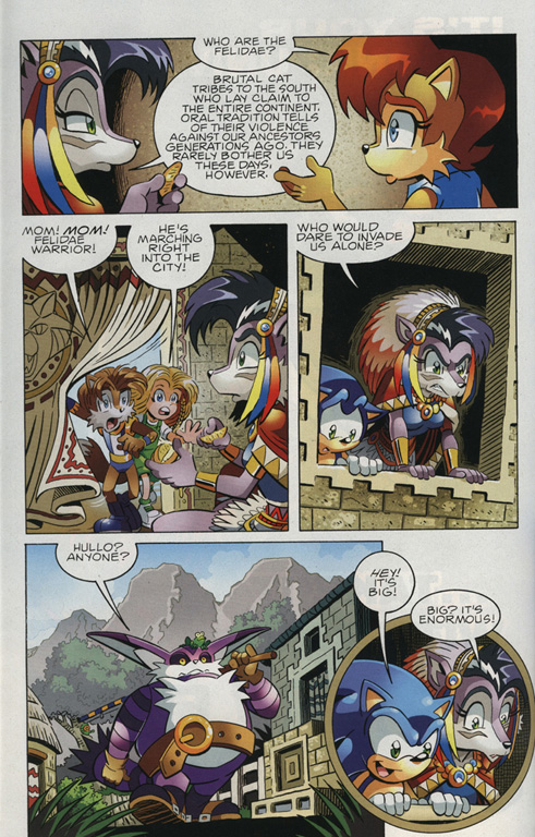 Sonic - Archie Adventure Series August 2010 Page 9