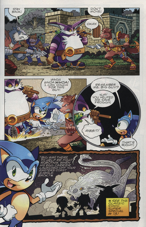 Sonic - Archie Adventure Series August 2010 Page 10